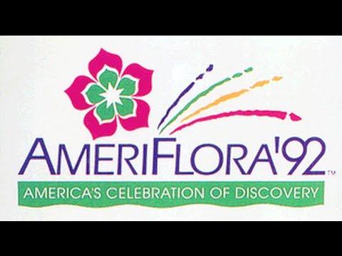 AmeriFlora '92 The Official Souvenir Video