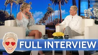 Gambar cover Taylor Swift's Full Interview with Ellen