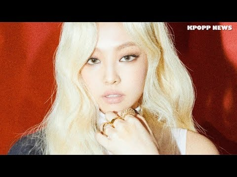 "The ""Luxurious Queen"" Jennie (Black Pink) Has Dyed Her Hair Blonde In The Comeback Teaser"
