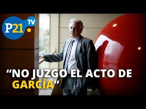 ÁLVARO VARGAS LLOSA: 'VIZCARRA NO DEBE GUARDAR UN SILENCIO COMPLICE' #ENTREVISTA21
