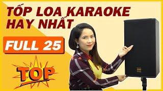TOP LOA HÁT KARAOKE HAY NHẤT 2019 - HAS FS110 BASS 25 CÓ GÌ MỚI