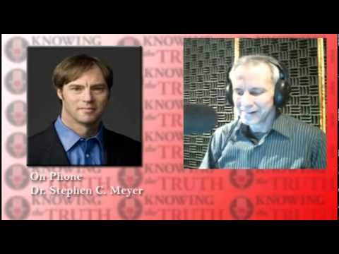 Stephen Meyer on the 'Ken Ham Bill Nye' Debate