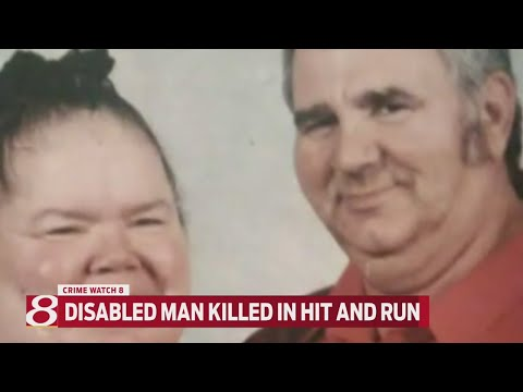 Man with disabilities killed in hit-and-run indir