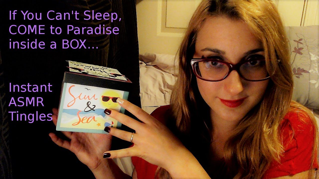 Let Me Help You Sleep Instant Tingles Asmr Immunity Cure Paradise Role Play