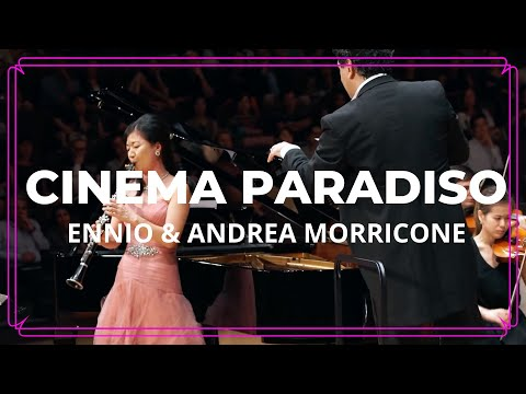 LOVE THEME from CINEMA PARADISO by Andrea MORRICONE for Solo Clarinet and Orchestra (World Premiere)