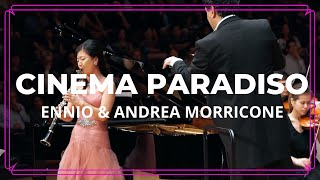 LOVE THEME from CINEMA PARADISO by Andrea MORRICONE for Solo Clarinet and Orchestra (Encore Version)