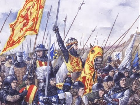Medieval 2 Total War(Stainless Stell 6.4) - İskoçya Krallığı(Kingdom Of Scotland)Bölüm 1