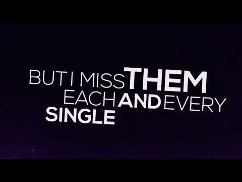 MIDNITE CITY - Ghosts Of My Old Friends (OFFICIAL LYRIC VIDEO)