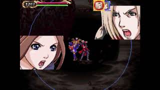 Castlevania Portrait of Ruin Easy Boss Fight Number 5