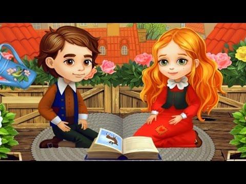 Видео для Детей Снежная королева KidsCorner - сказки для детей