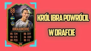 SCREAM IBRA & NIESAMOWITE IKONY / DRAFT FIFA 20