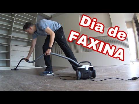 Limpeza de nossa CASA NOVA - Faça você mesmo DIY