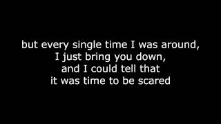 Fort Minor -  Slip out the Back - Lyrics