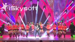 Mudassar Khan performance at 214 Zee Rishtey Awards