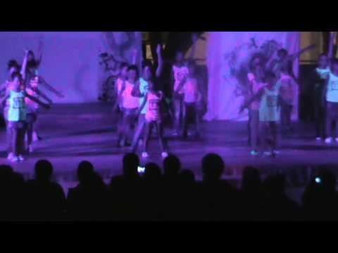 (C3) Gala de dance 2013 Cléa st etienne du grès - M.POKORA