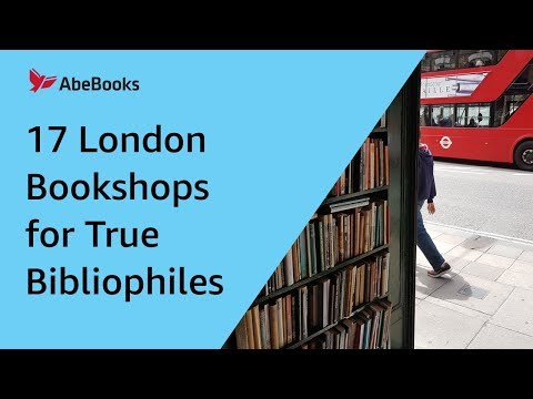 17 London Bookshops For True Bibliophiles