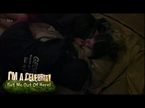 Ferne and George Sleep Together In a Rat Infested Bunker | I'm A Celebrity... Get Me Out Of Here!