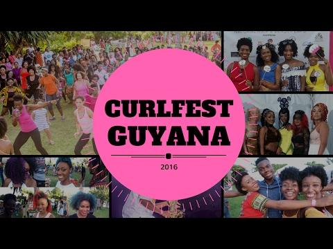 || CURLFEST GUYANA 2016 ||