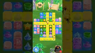 [Gameplay] Angry Birds Match - 64