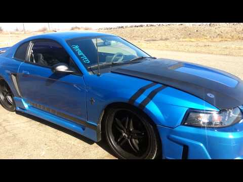 mustang 2004 body kit roush doovi. Black Bedroom Furniture Sets. Home Design Ideas
