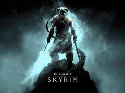 Skyrim Music - The Streets of Whiterun (Town 3)