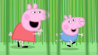 小猪佩奇 | 精选合集 | 1小时 | 长长的草 ???? 粉红猪小妹|Peppa Pig Chinese |动画