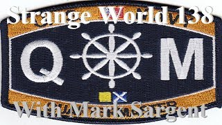US Navy navigator believes Flat Earth - SW138 - Mark Sargent ✅