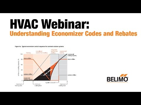 Understanding Economizer Codes and Rebates