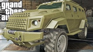 Insurgent tuning i !TEST! | GTA Online