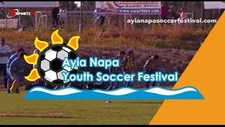 AYIA NAPA YOUTH SOCCER  - 1st DAY
