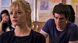 Новый Человек-паук (2012) - Не давай обещаний, которых не сдержишь. Финальная сцена фильма