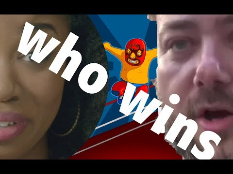 "Akilah Obviously Sues Sargon of Akkad Over ""SJW Level of Awareness"" vs ""I Thought She Would Win"""