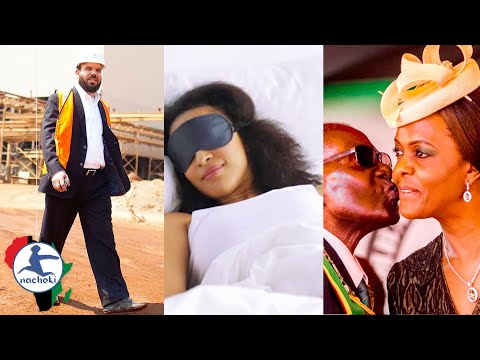 DR Congo Swindled of $4 Billion Dollars, Kenyan Job Paying You to Sleep, Grace Mugabe in Trouble