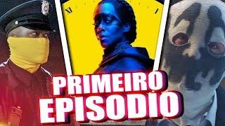 OS SEGREDOS DO PRIMEIRO EPISÓDIO DE WATCHMEN | REVIEW WATCHMEN (1X01)