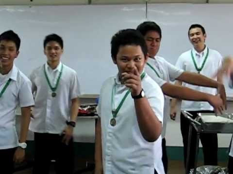 The Yes Yes Show by 4H Batch 2012, La Salle Green Hills