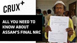 Assam NRC Final List | What Happens if Your Name is Missing from NRC? | Crux+