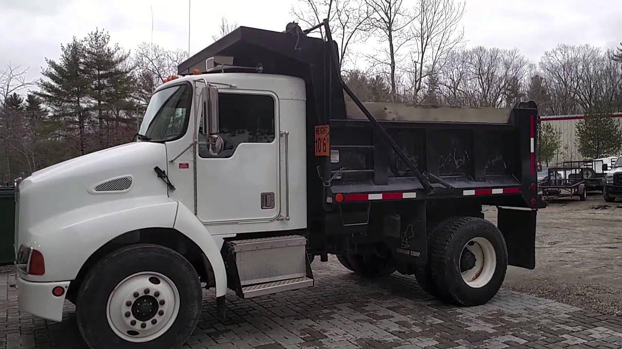 New Kenworth Dump Truck - YouTube Kenworth Dump Trucks Pics