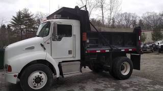 New Kenworth Dump Truck