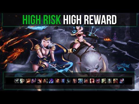 High Risk High Reward In League Of Legends