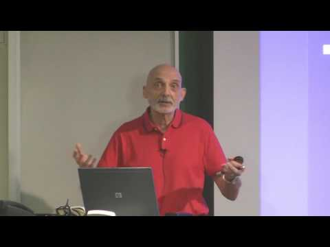 Dr. Perry Phillips, Historical Geography of Israel, Lecture 1, The Land Between