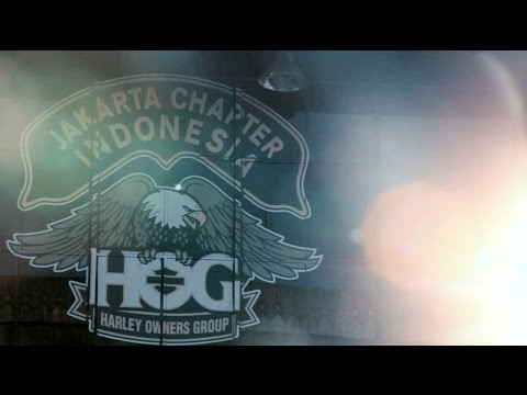 The Election & Inauguration H.O.G Jakarta Chapter 2017-2019