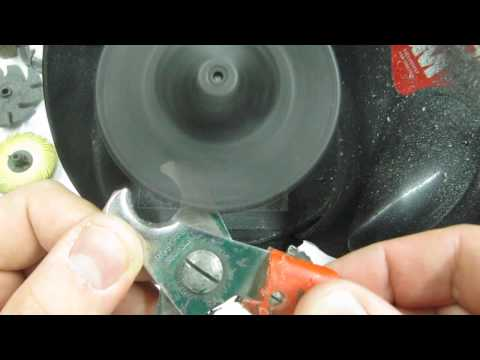 How to Sharpen Concave Cutting Pliers - JOOLTOOL