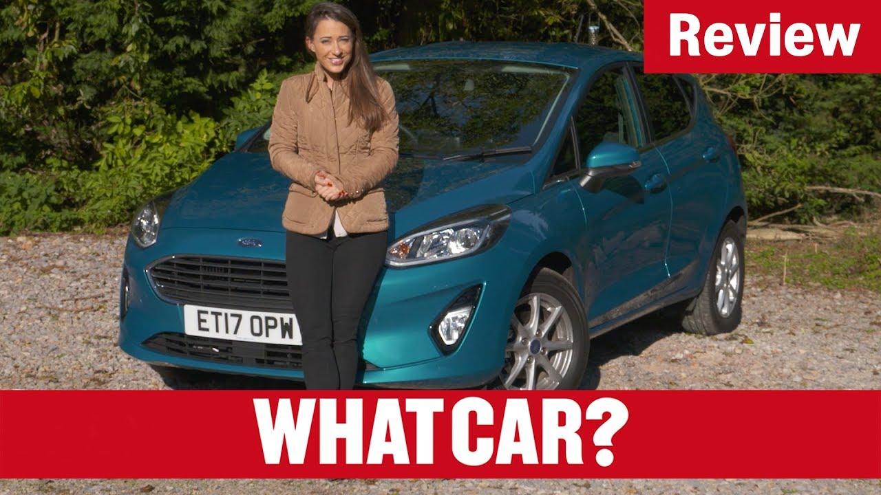 Ford Fiesta 2017 review – is the UK's best-selling car a winner?   What Car? - Dauer: 6 Minuten, 40 Sekunden