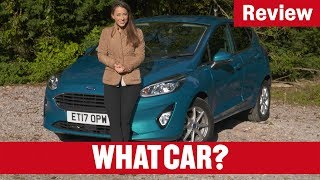 2018 Ford Fiesta review – the world's best small hatchback? | What Car?