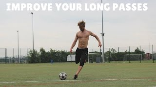 Can't Do A Long Football Pass? Just Do This!