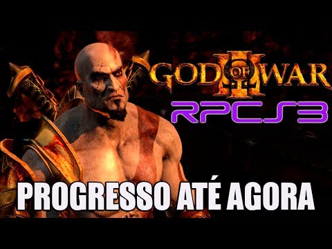 God of War 3 [RPCS3/PS3 Emulator] USA Gameplay {SPU LLVM Recompiler