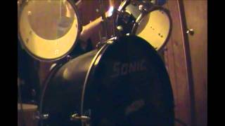 Good Times Bad Times Led Zeppelin HD (Drum Cover)