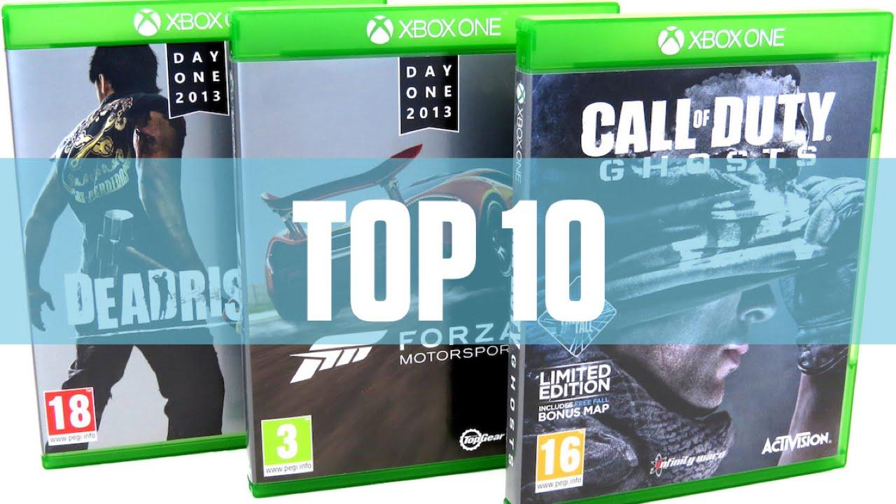 Top 10 Mejores Juegos Exclusivos Xbox One 2016 Youtube