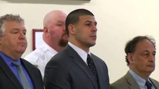 Aaron Hernández, condenado a cadena perpetua por homicidio