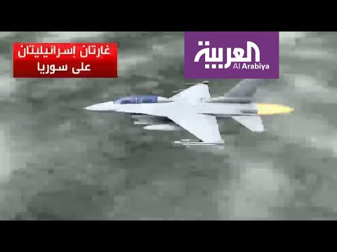 أهداف قصفتها الطائرات الإسرائلية في سوريا